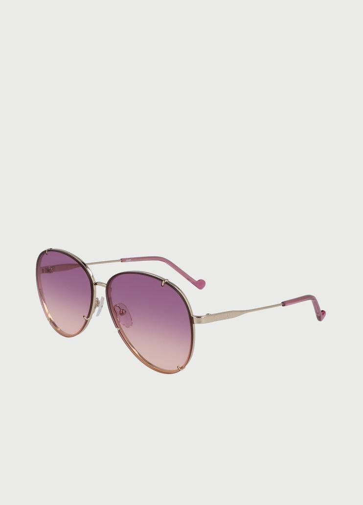 Animado sin Ostentoso  Gafas de sol para mujer | tienda online LIU JO