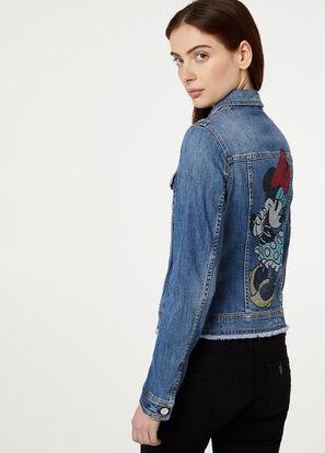 Liu Jo Girls D190550013 Blue Cotton Pants