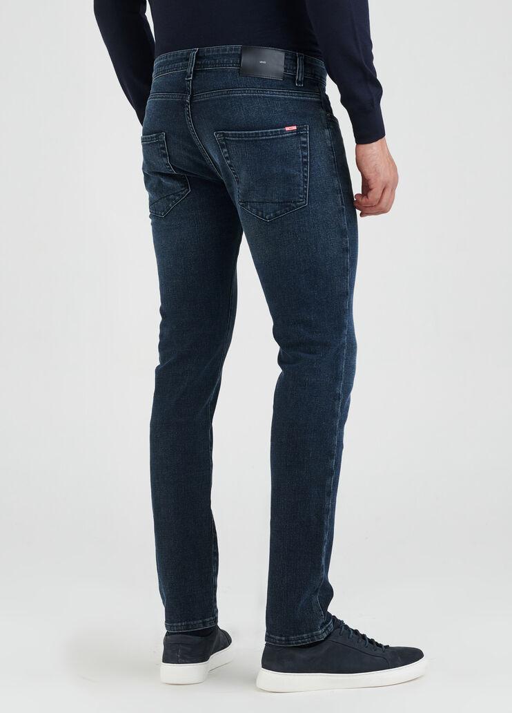 Pantalones Pegados Hombre Casual Pitillo Y Elegante Liu Jo