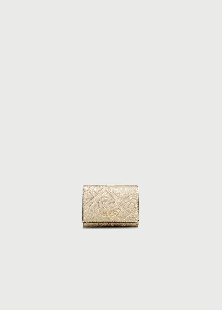 Contribuyente pulgar Atticus  Portafogli donna: porta carte di credito, grandi e piccoli | LIU JO