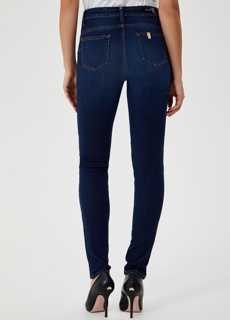 Hundimiento evolución audiencia  Women's Jeans: Glamorous and Casual Denim Trousers | LIU JO