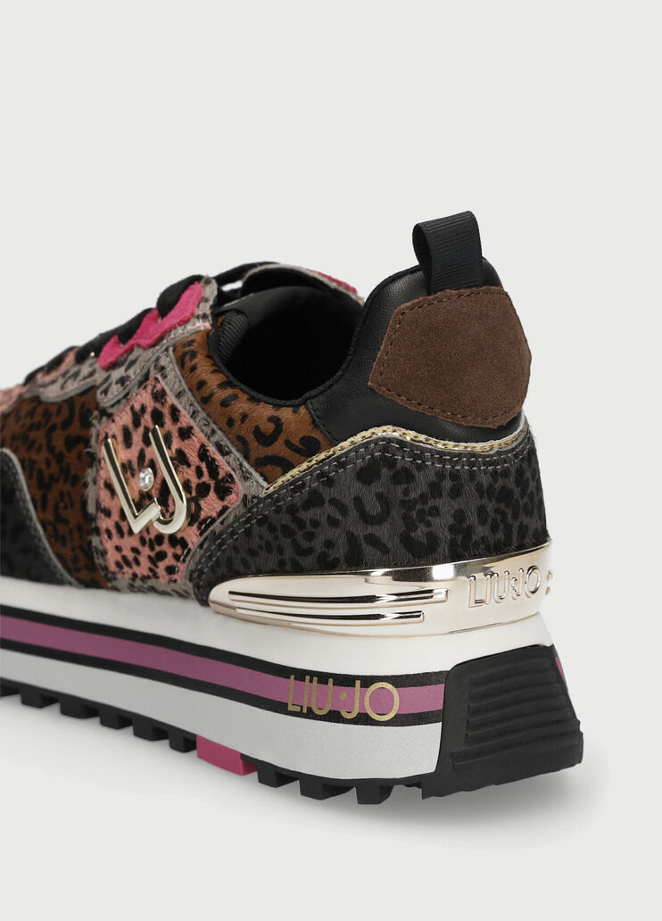 mineral capa oficina postal  Women's Sneakers: Smart and Sports Sneakers | LIU JO Online Store