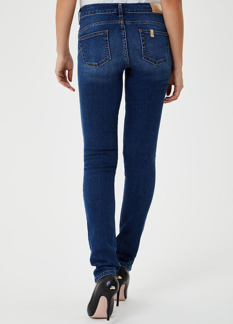 transacción preferir Historiador  Women's Jeans: Glamorous and Casual Denim Trousers | LIU JO