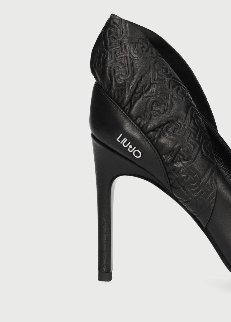 Muñeco de peluche Descripción Vacío  Zapatos de tacón: alto, ancho, de aguja y zapatos de salón | LIU JO