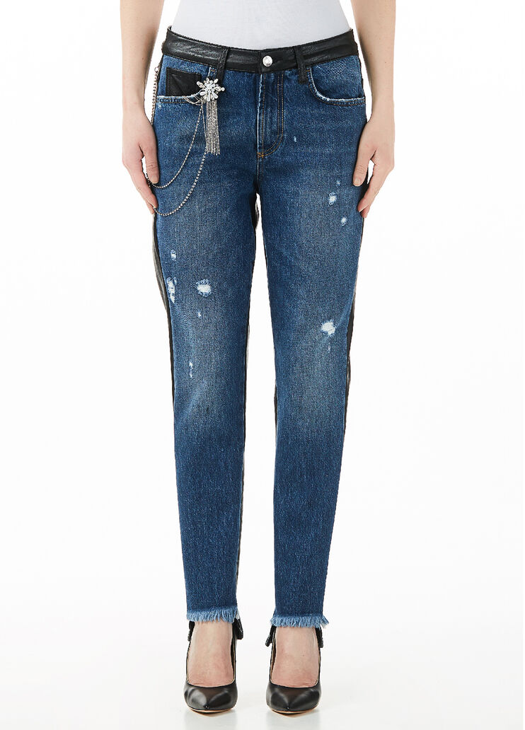 Cuervo Camion pesado derrota  Women's jeans on sale| Outlet LIU JO
