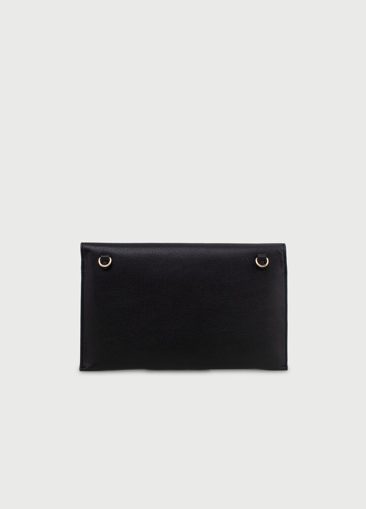 Criticar encima perspectiva  Large wallet with logo