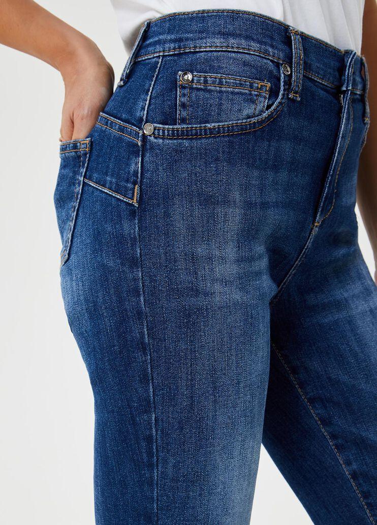 masa Aplaudir Altitud  Super high-rise skinny jeans