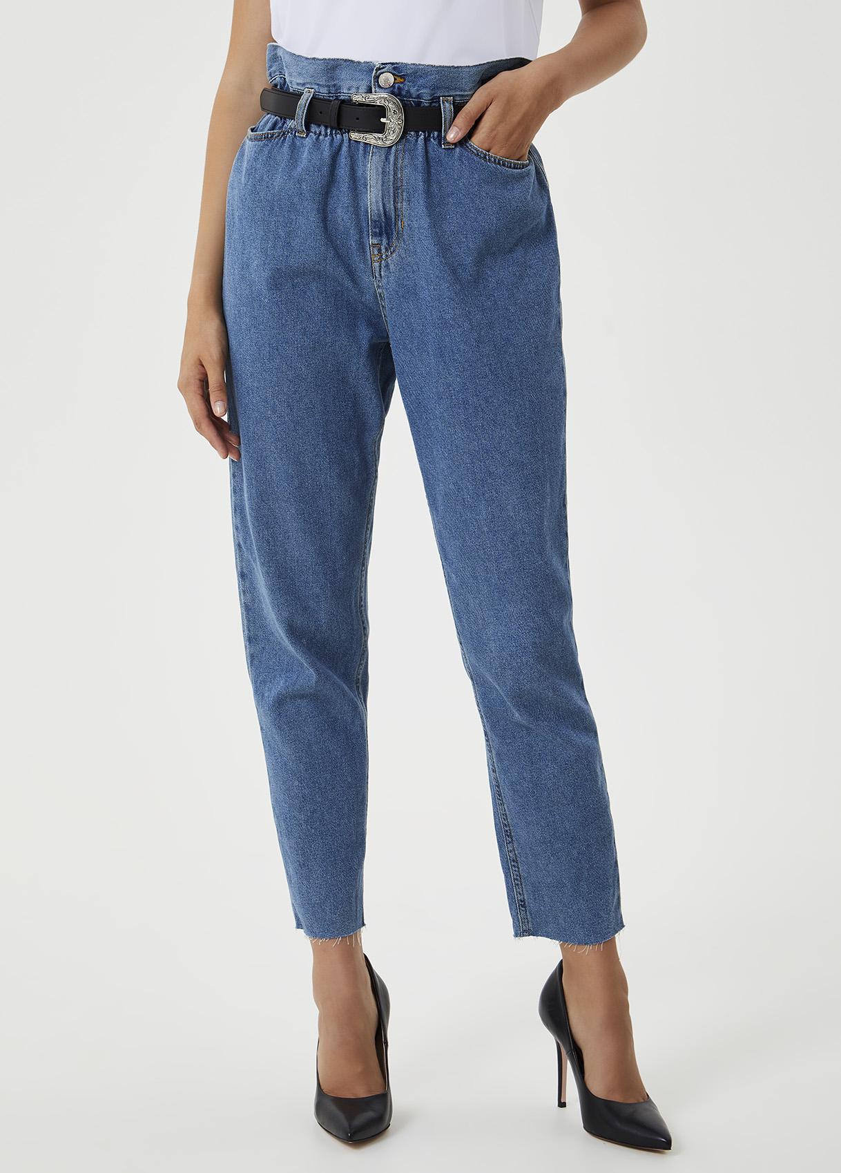 Jeans mom fit con cintura-78104-liujo-large